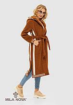 🍁Стильное демисезонное кашемировое пальто спортивного стиля (разные цвета)