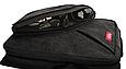 Сумка-трансформер Mixbag, чёрная 13,3, фото 8