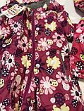 Комбінезон (Євро-зима) для дівчаток 80-110, фото 2