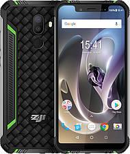 Смартфон Homtom Zoji Z33 3/32GB Green