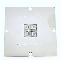 Трафарет BGA 218S4RBSA12G, IXP460, 218S4RBSA11G. шар 0,5 мм