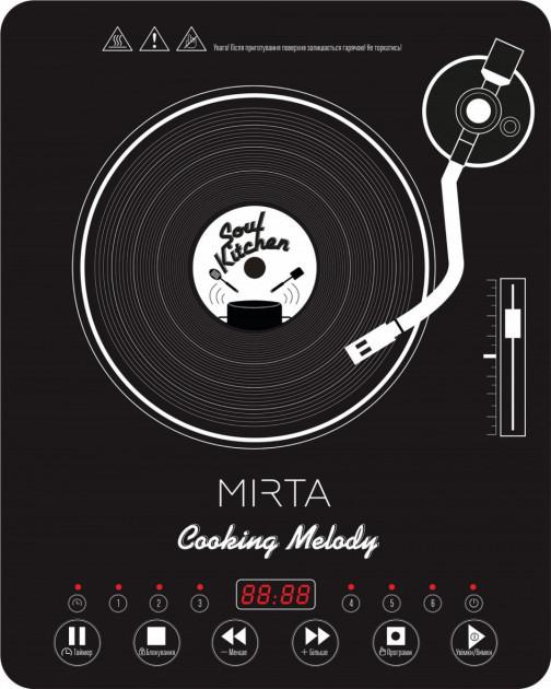 Електроплита Mirta IP-8915 індукція