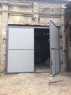 Промислові Ворота, фото 2