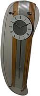 Настенные кварцевые часы, с маятником, деревянные