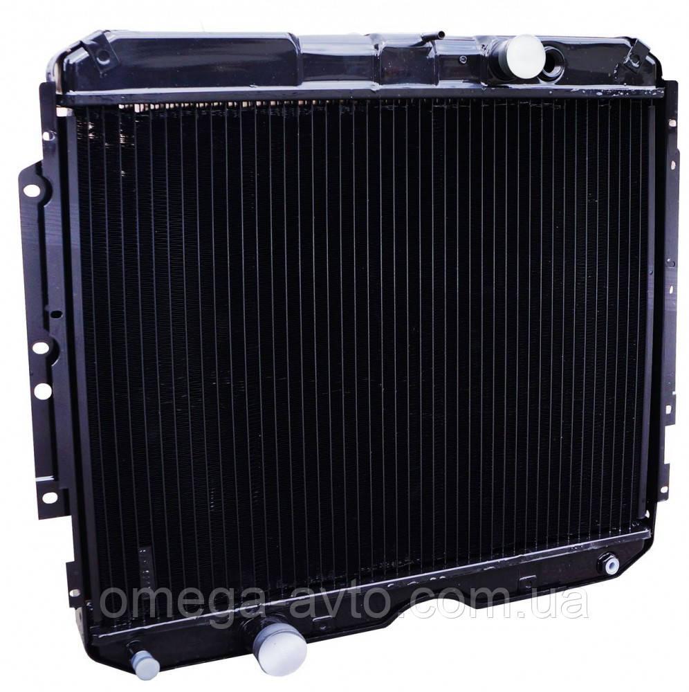 Радиатор охлаждения ГАЗ-3307 дизель (пр-во ШААЗ)