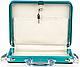 Алюминиевый кейс-атташе для женщины EXPRESSIONS Zero Halliburton SLA-SKY голубой, фото 2