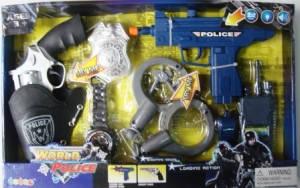 Полицейский игровой набор