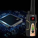 ChrishuangT8000 Многофункциональный  детектор обнаружения подслушивающих устройств(жучков), фото 5