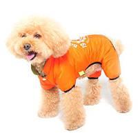Tm Ruis-Pet Convertible Комбинезон Для Собаки, Оранжевая, S