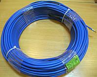 Тонкий кабель нагревательный двужильный PROFI THERM Еко Flex 10 Вт/м