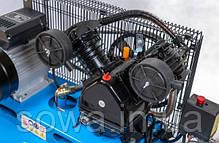 ✔️ Компресор AL-FA ALC-100-2 ( 100L ) Автомобильный компрессор, Компрессор для покраски,, фото 2