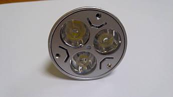 Светодиодная лампочка 3W GU 5.3  12V