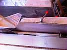 MJ90 форматно раскроечный станок бу для распиловки ДСП, 2004г., фото 6