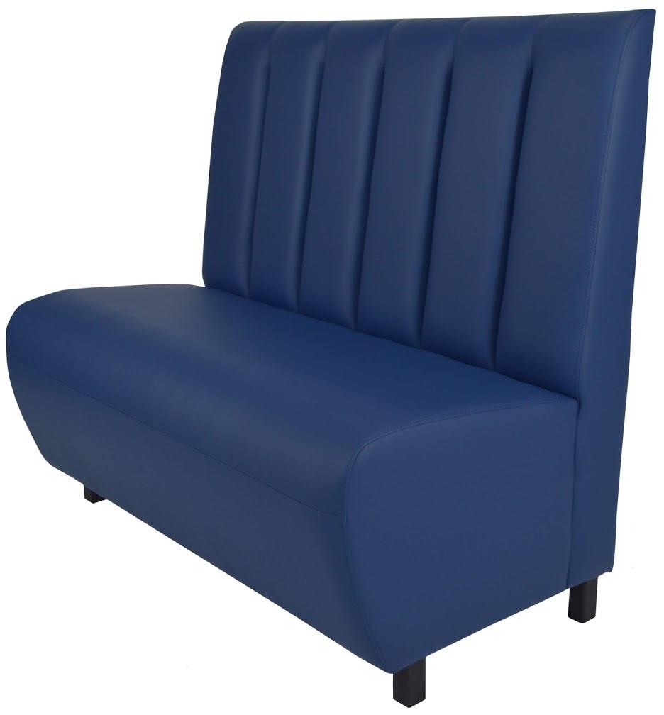 Диван Стайл 120 см 1 кат синий