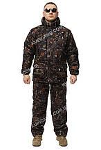 """Демісезонний костюм для рибалок і мисливців """"HANTER"""" Код: """"Темний Ліс"""""""