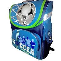 Ранец-рюкзак Class 9418 Soccer