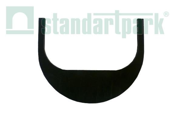Переходник ПЛВ-10.08/10.12-ПП пластиковый для лотков водоотводных