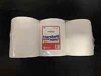Бумажные рулонные полотенца, двухслойная целюлоза. Высота 20,7см. длина 150 м.