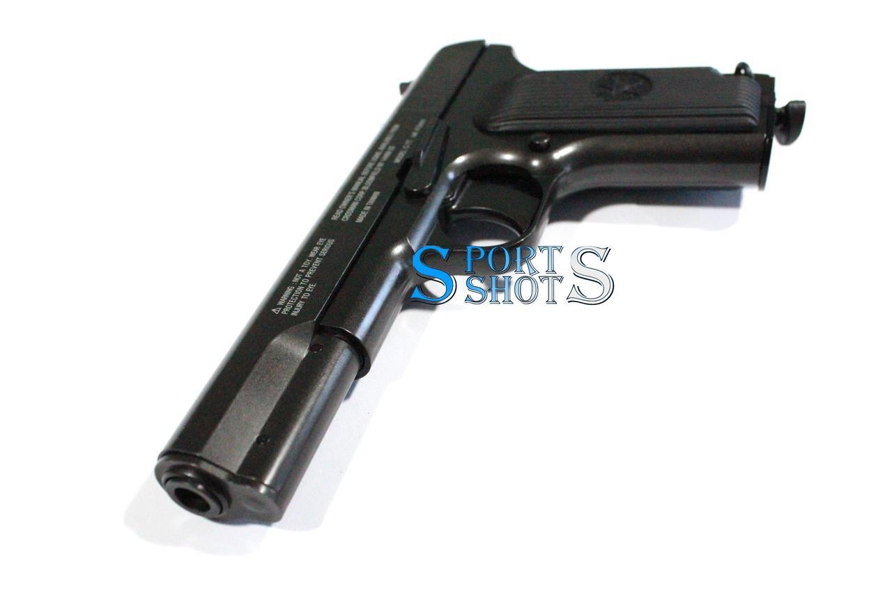 Пневматичний пістолет Crosman З-ТТ, фото 4