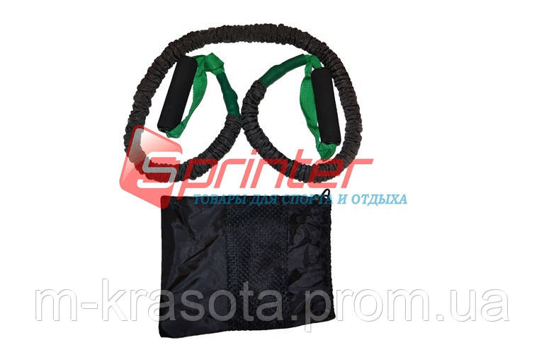 Эспандеры латекс ,нагрузка 6.8 кг