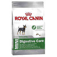 Сухой Корм Royal Canin Mini Degestive Care Для Собак Мелких Пород С Чувствительным Пищеварением Старше 10 Месяцев, 2 Кг