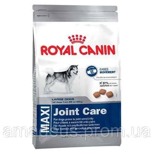 Сухой Корм Royal Canin Maxi Joint Care Для Собак Крупных Размеров С Повышенной Чувствительностью Суставов, 3 Кг