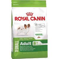 Сухой Корм Royal Canin X-Small Adult Для Собак Мелких Пород Весом До 4 Кг Старше 8 Лет, 1.5 Кг