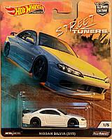Коллекционные  модели Hot Wheels Nissan Silvia (S15)