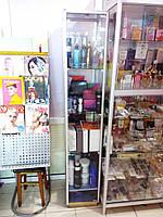 Шкаф-витрина стеклянный    БУ, фото 1