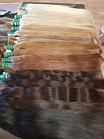 Натуральные волосы для наращивания недорого
