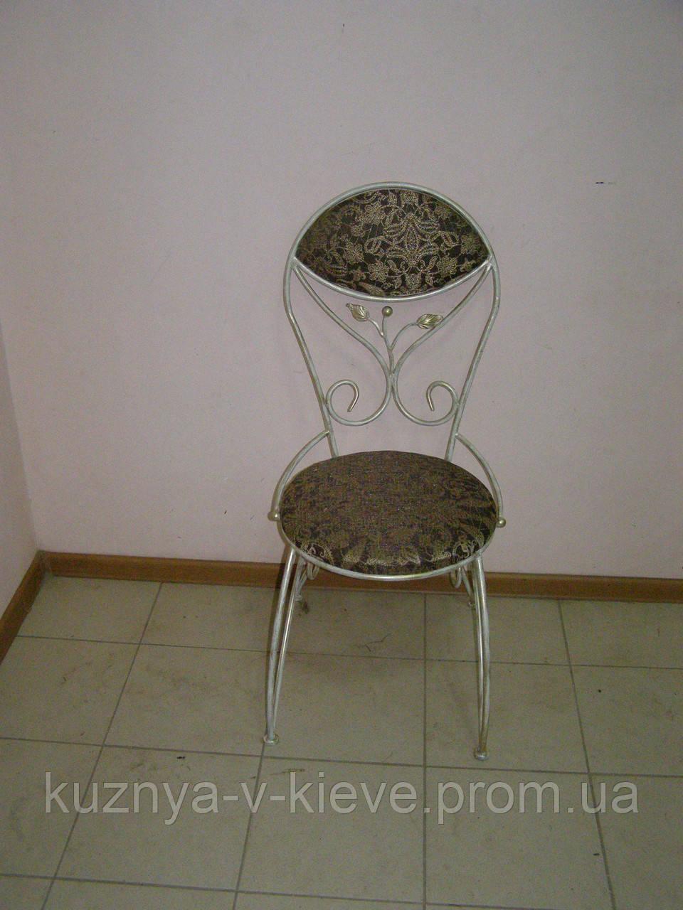 Кованый стул Вишня