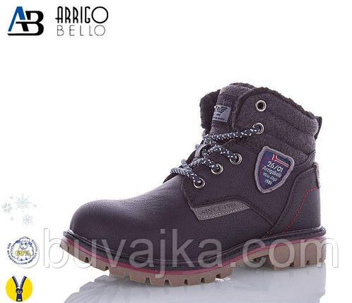 Зимняя обувь оптом Ботинки для мальчиков от фирмы Jong Golf(29-36), фото 2
