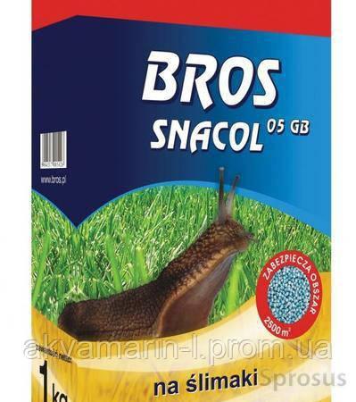 Средство против слизней BROS, 1кг