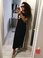 Женское летнее платье Спорт люкс Батал, фото 1