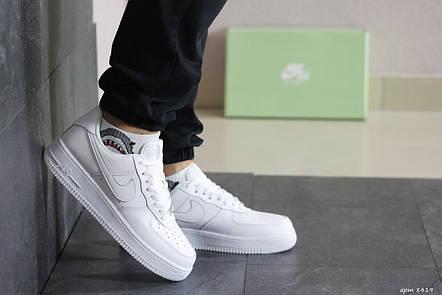 Кроссовки мужские Nike Air Force,белые 45р, фото 2