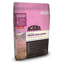 Acana Grass-Fed Lamb Сухой Гипоаллергенный Корм Со Вкусом Ягненка Для Собак Всех Пород, 11.4 Кг