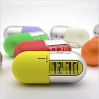 Ученые синтезировали «умную» таблетку против воспаления.