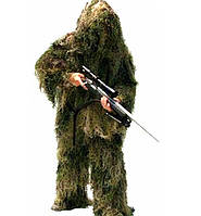 Маскировочный костюм Seuno (Маскхалат PUBG, хамелион, кикимора, леший)