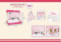 Животные флоксовые B05 ,Спальня с пианино, в коробке 10*11*7см