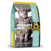 Сухой корм I12 Nutram Ideal Solution Support для кошек, склонных к ожирению, 1.8 кг