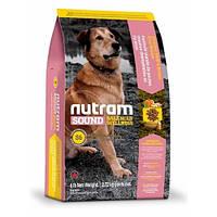 Сухой корм S6 Nutram Sound Balanced Wellness для взрослых собак, 2.72 кг