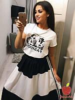 Женская футболка Супербатал, фото 1