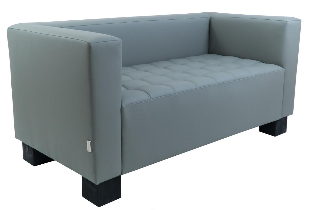 Офисный диван Спейс 150 см 1 кат серый