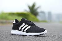 Женские кроссовки Adidas Neo 2015 черно-белые