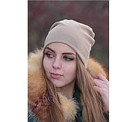 Женская шапка трикотажная #A/S 1027596054