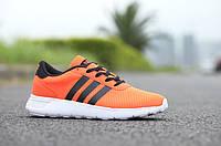 Женские кроссовки Adidas Neo 2015 orange