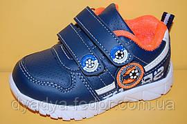 Кросівки Том.М Китай 1083 синій розміри 21_26