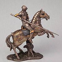 Статуэтка Рыцарь на коне (27 см) 73740 A4 Veronese Италия