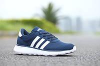 Женские кроссовки Adidas Neo 2015 синие, фото 1