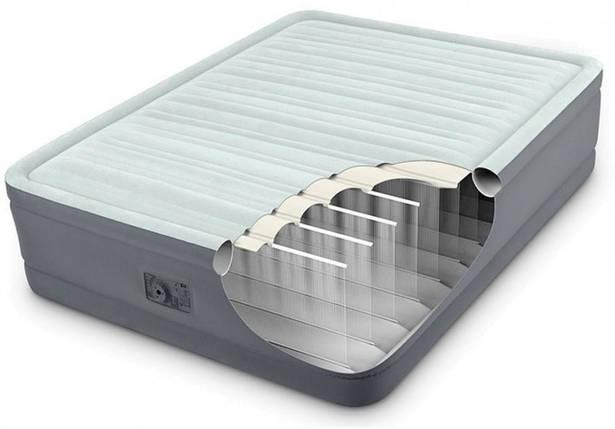 Надувная кровать Intex 64904 (137 х 191 х 46 см), фото 2